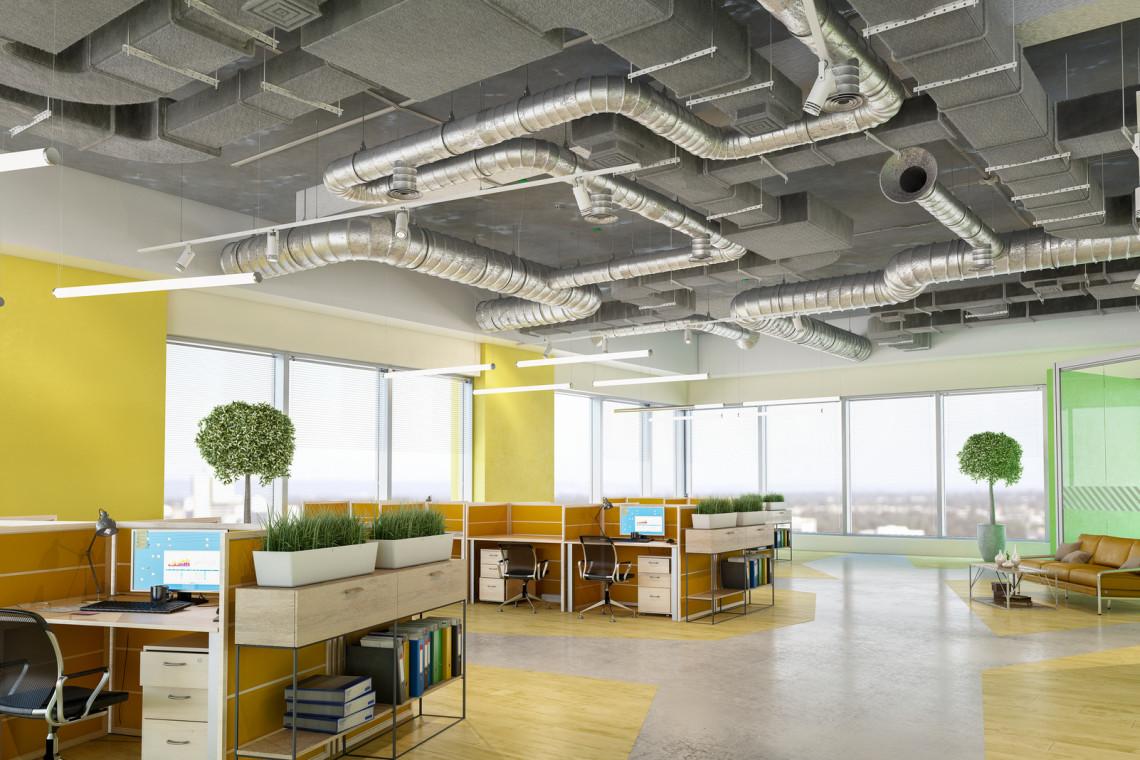 Czemu firmy zmieniają biuro?