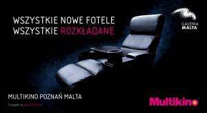 Nowoczesne i komfortowe. Galeria Malta ze zmodernizowanym Multikinem