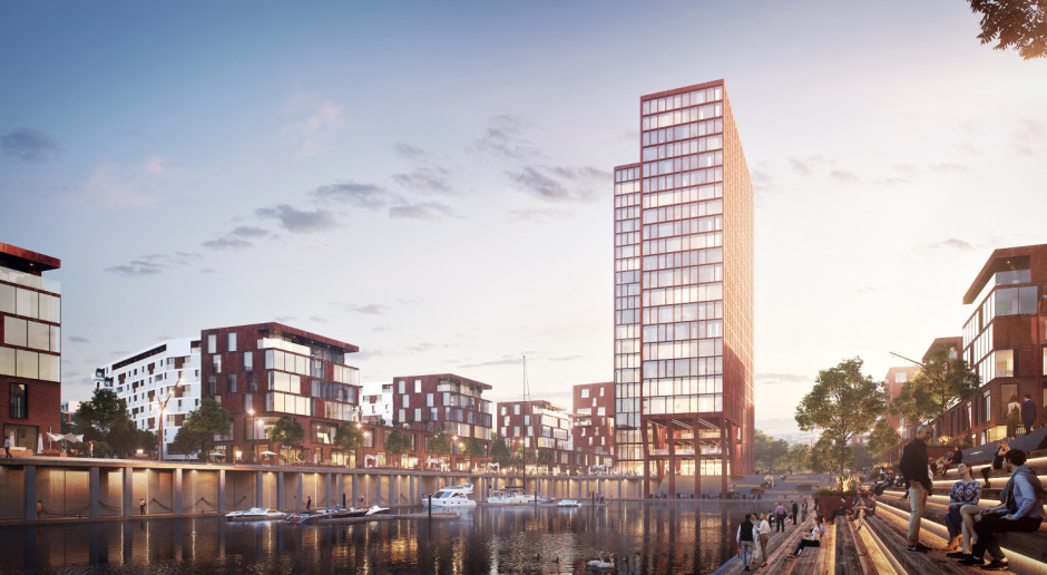 WXCA dla Vantage Development. Oto zwycięski projekt nowego biurowca we Wrocławiu