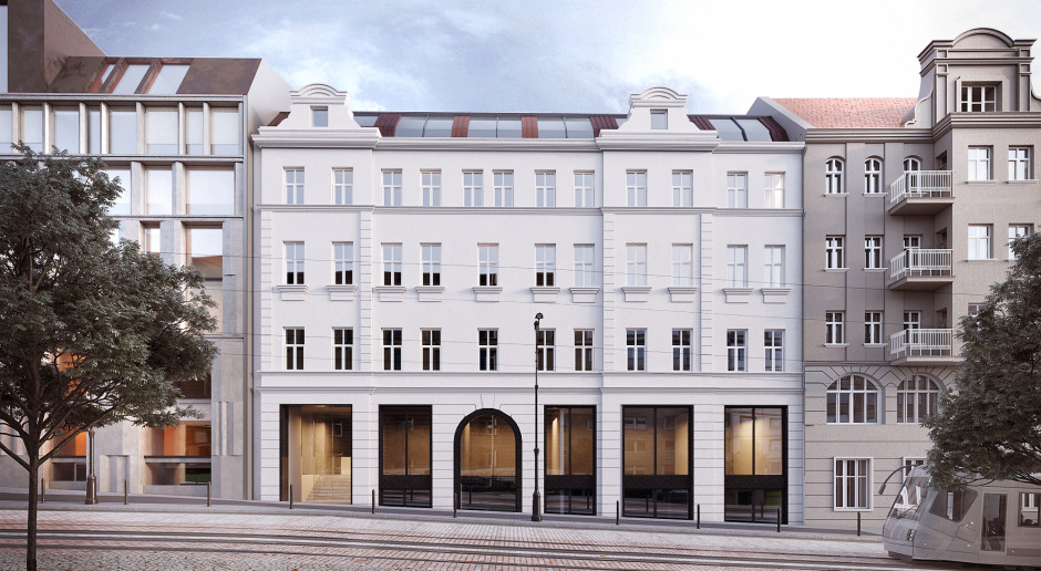 Niebawem rusza budowa Nowej Podgórnej szkicu Easst Architects