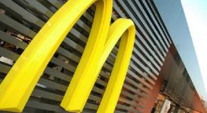 Logo McDonalds usunięte ze stawu w Łazienkach Królewskich
