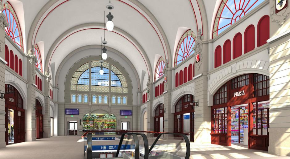 Mostostal przebuduje zabytkowy dworzec w Gdańsku
