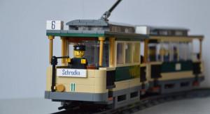 Poznań z klocków Lego