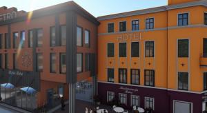 Zabytkowy hotel przy dworcu PKP w Zielonej Górze zostanie rozbudowany