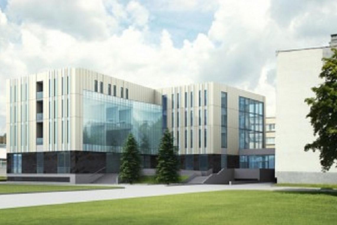 AGH z nowym budynkiem