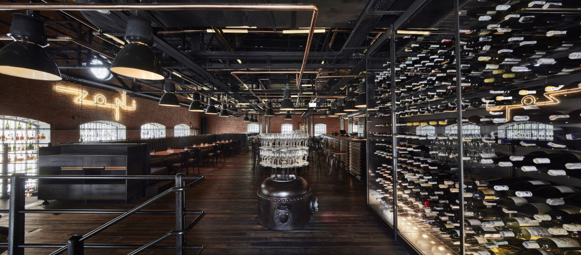 Warszawska restauracja autorstwa Nizio Design International doceniona na świecie!