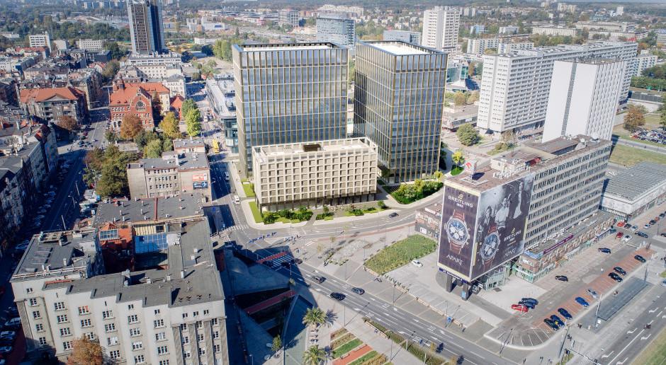 Ani śladu po hotelu Silesia