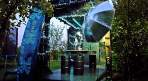 Tiki Bar z recyklingu. Oto design szczęśliwej Polinezji w sercu Śląska