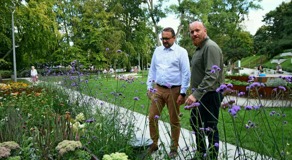 Gdynia ma nowego Ogrodnika Miasta