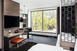 Świeży powiew architektoniczny, czyli Adina Apartment Hotel