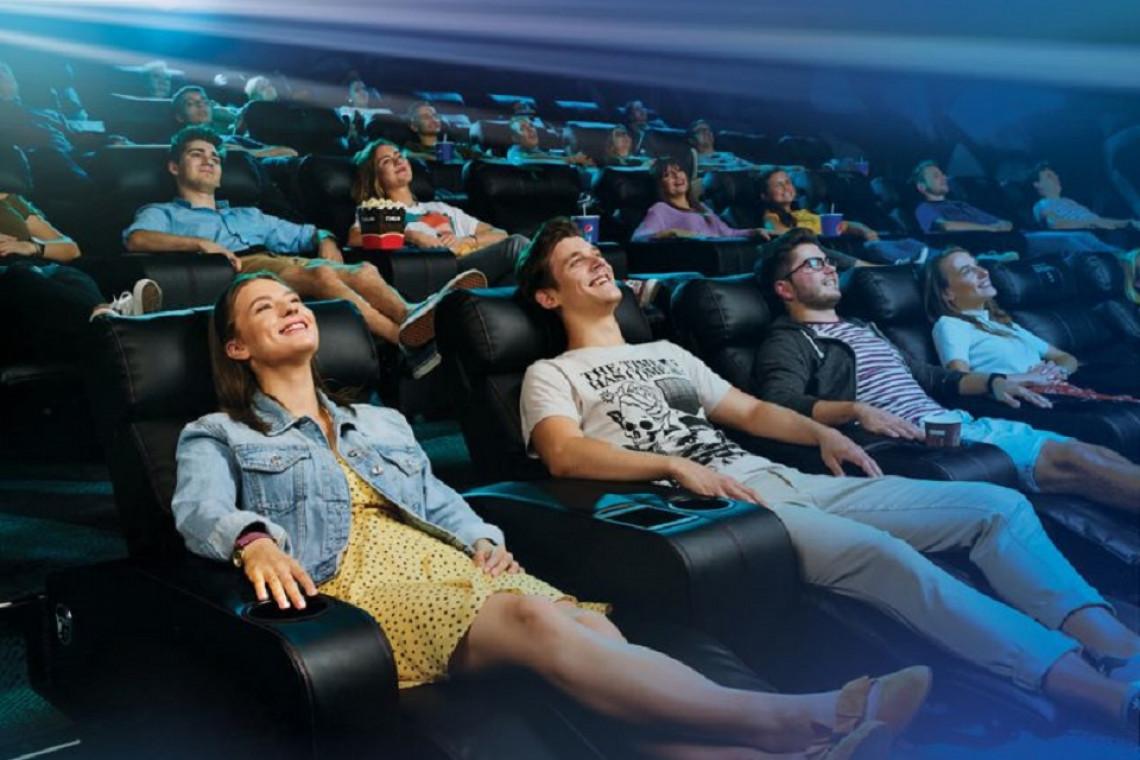 Rozkładane fotele i dźwiękowe doznania. Koncept Dream kina Helios zawitał do Rzeszowa