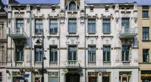 Pierwsza secesyjna kamienica w historii Łodzi w remoncie