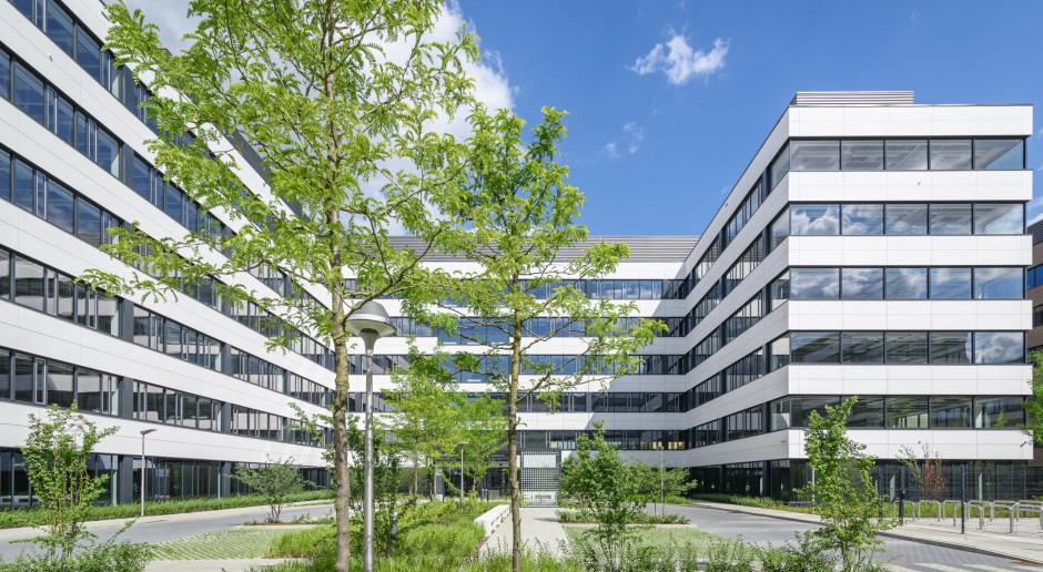 Poznański kompleks Business Garden z certyfikatem LEED Platinum