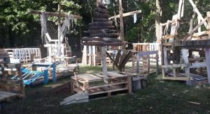 Kreatywny plac zabaw powstał w Łodzi. To pierwszy taki w mieście