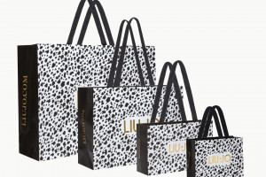 Włoska marka pochwaliła się ekologicznymi torbami z recyklingowanego papieru