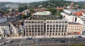 Nowy budynek biurowy ma mapie Gdańska. To projekt APA Wojciechowski Architekci