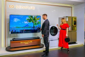 LG otworzył Brand Store w Warszawie. Pierwszy taki salon w Europie!