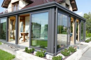 Pasywne fasady i ogrody zimowe nie uszczuplają bilansu energetycznego budynku