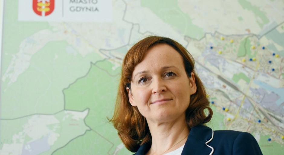 Architekt i urbanistka Iwona Markešić zajmie się planowaniem przestrzennym Gdyni