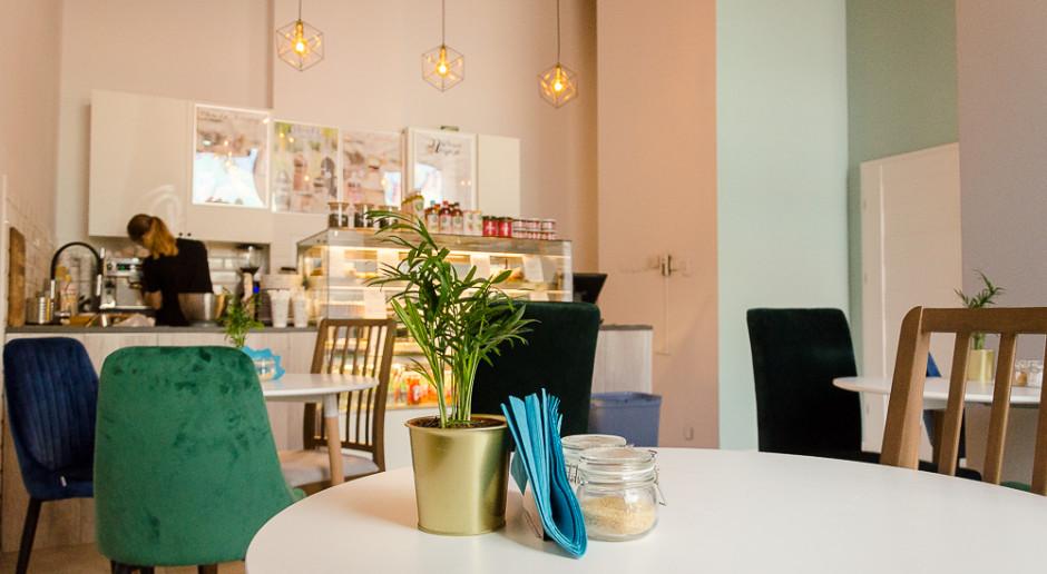Nowa fit-kawiarnia w Łodzi. Czym zaskoczył design?