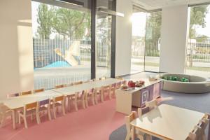 Tak wygląda najnowsze przedszkole KIDS&Co w Poznaniu. Design ma tu znaczenie