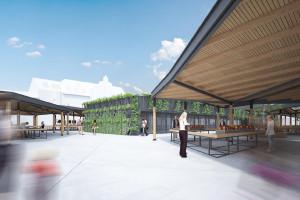 Architekci z Decone przedstawili koncepcje na Rynek Jeżycki w Poznaniu