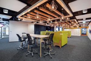 Oto najnowsze biuro projektu Massive Design. Architekci znów zaskoczyli!