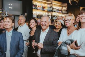Marek Kondrat otworzył BARaWINO w Warszawie. To bar winny połączony ze sklepem winiarskim