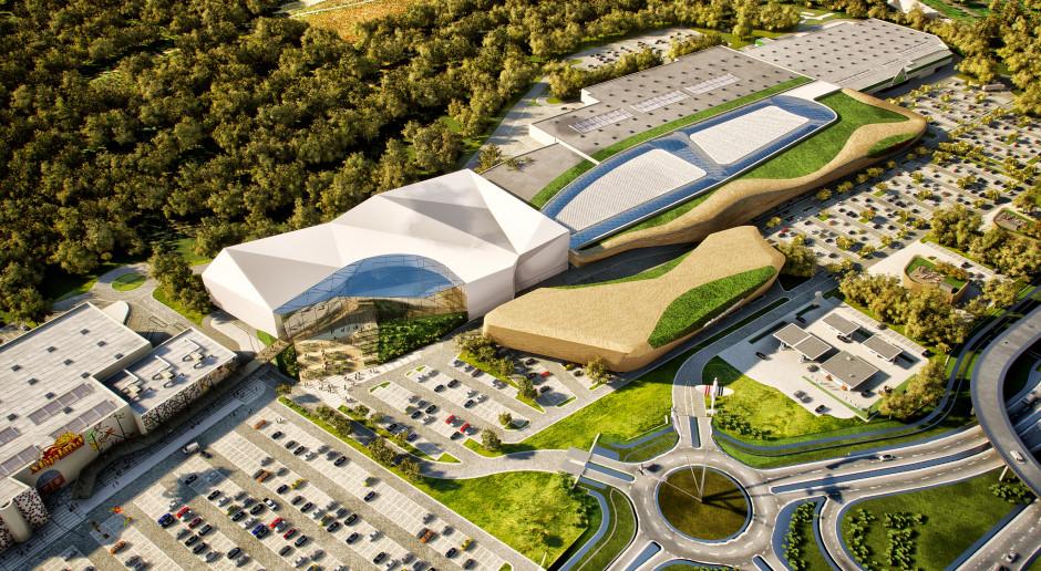 Ceetrus przedstawił innowacyjny Projekt Góraszka. Oryginalna koncepcja architektoniczna od SUD Architekt
