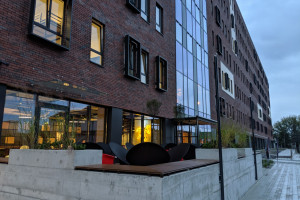 LivinnX Kraków to akademik na miarę XXI wieku. Wnętrza są zasługą współpracy IMB Asymetria z Make It Yours