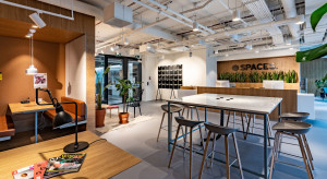 Kreatywne przestrzenie wymagają częstego przearanżowania. Zaglądamy do Spaces w Centrum Marszałkowska