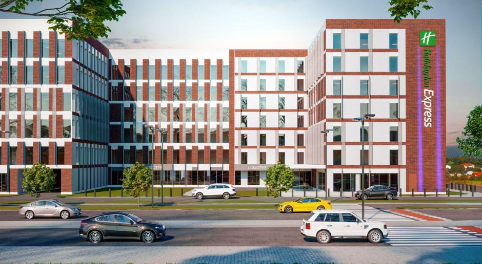 Wrocław zyska kolejny hotel. Holiday Inn Express na starcie