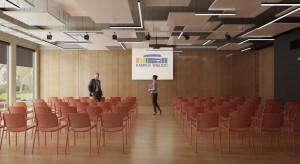 Akustyka i design sali wielofunkcyjnej Kampusu Wielickiego
