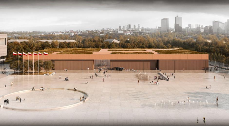 Trwa budowa Muzeum Wojska Polskiego na Cytadeli Warszawskiej. To imponujący projekt WXCA