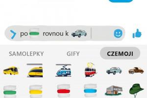 Nowe emotikonki prosto z Czech. Designerka wcieliła projekt w życie