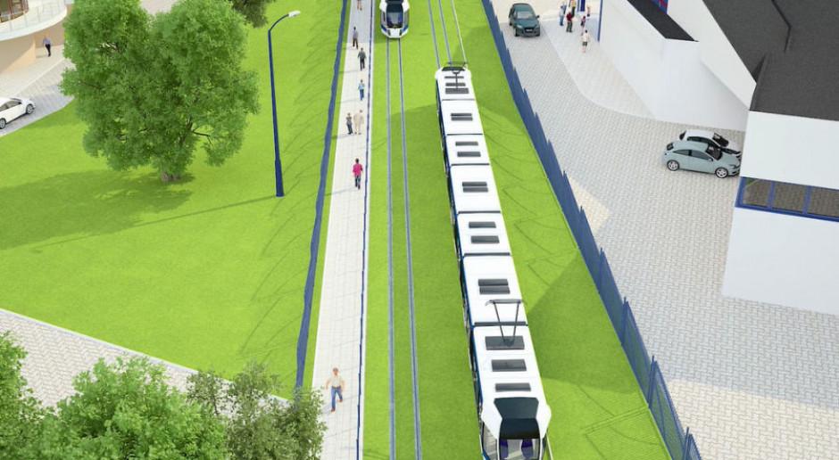 Na starcie projektowanie linii tramwajowej na krakowskie Azory