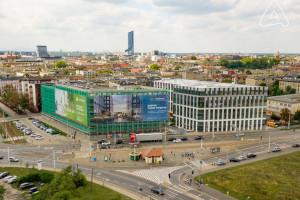 Tak wygląda nowy biurowiec w centrum Wrocławia. City One tworzy urbanistykę Przedmieścia Oławskiego