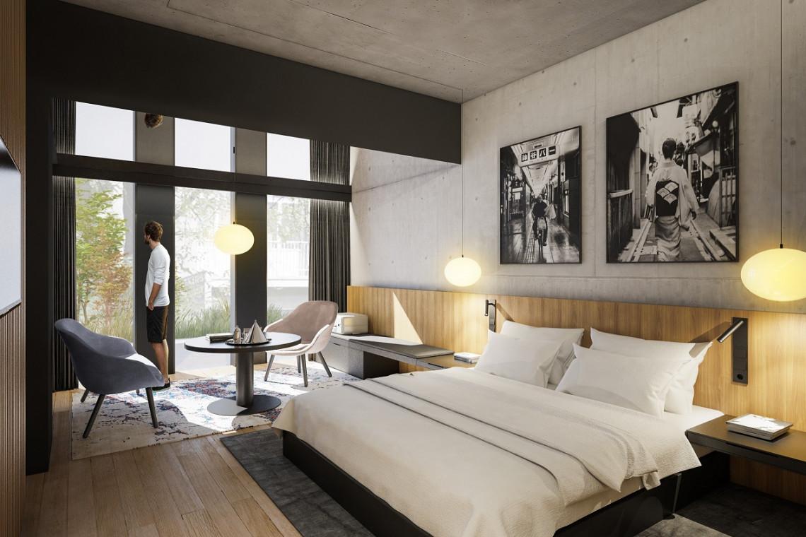 Na jakim etapie są prace w warszawskim hotelu Roberta De Niro?