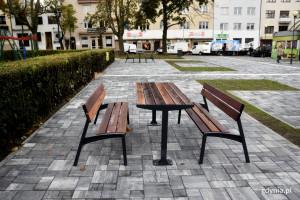 Plac Górnośląski po nowemu