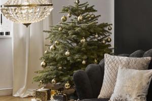 Święta w stylu glamour. To jeden z najmodniejszych bożonarodzeniowych trendów