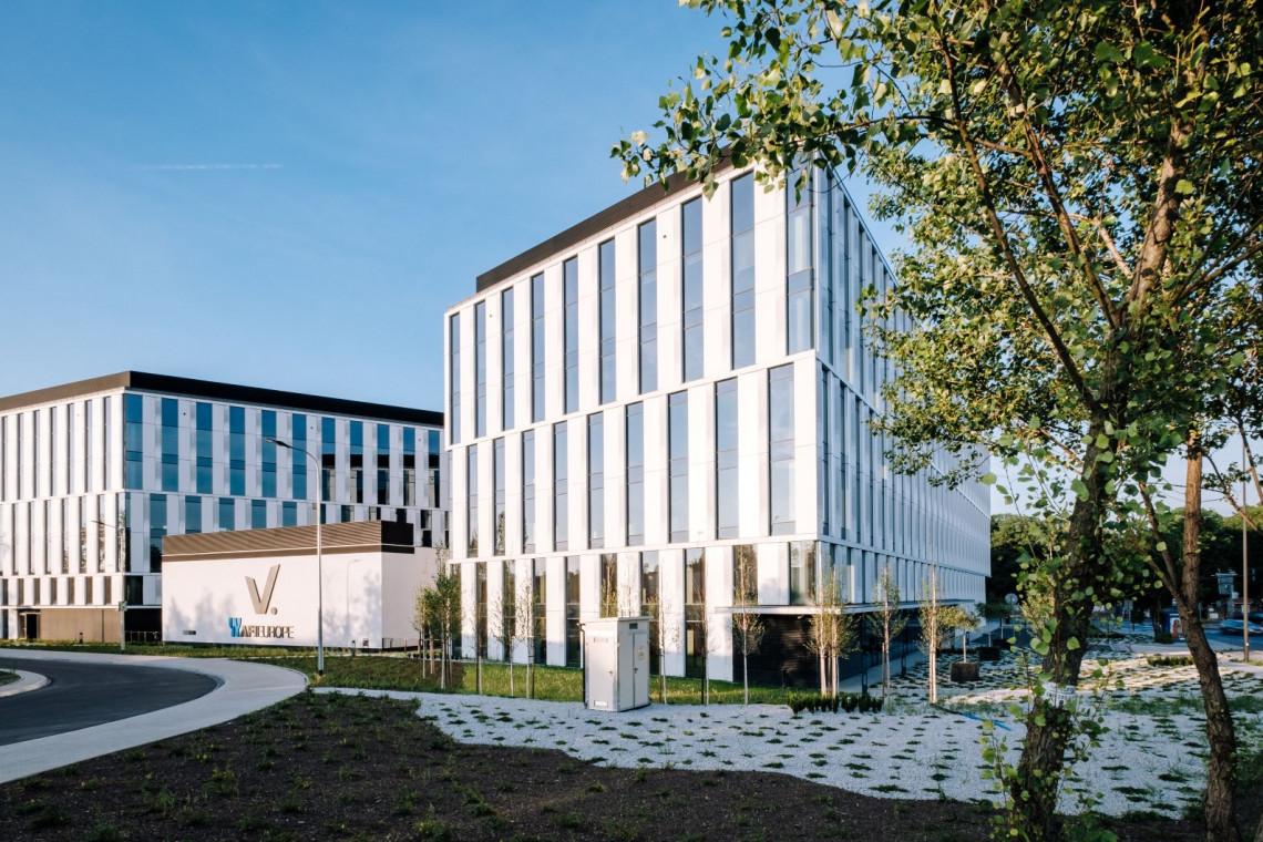 Tétris poprowadzi prace fit-outowe w biurowcu V.Offices w Krakowie