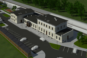 Startuje modernizacja dworca w Kątach Wrocławskich