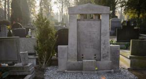 Piękno odzyskane - ratunek dla zabytków Starego Cmentarza w Łodzi