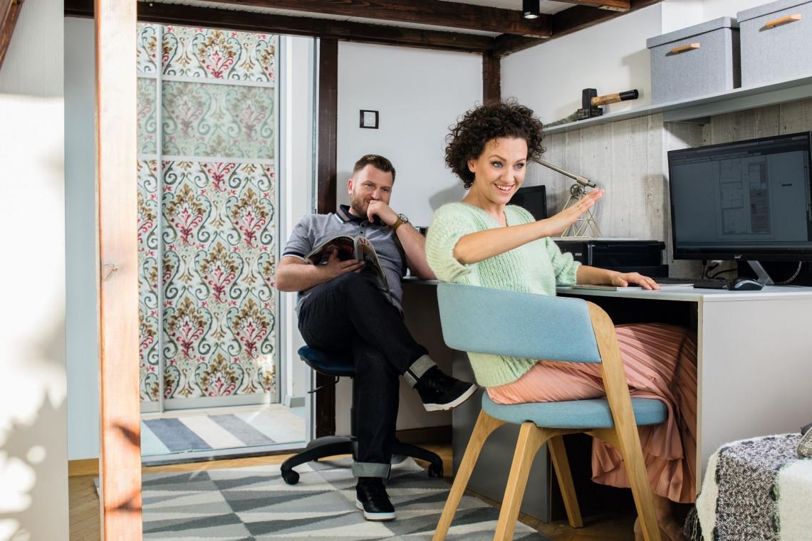 """Mirella i Marcin Kępczyńscy, czyli telewizyjna """"Para w remont"""" wśród gości Forum Dobrego Designu 2019"""