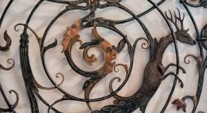 Polichromie odkryte po 150 latach w Muzeum Gdańska