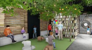 W Lublinie powstaje zielona biblioteka