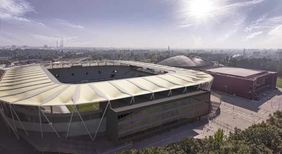 To będzie piękny stadion! Trwają prace przy al. Unii Lubelskiej 2 w Łodzi