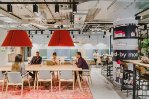 TOP 40: Tym żyła branża biurowego designu w 2019 roku. Oto największe otwarcia minionych miesięcy
