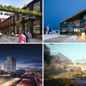 TOP: Nie tylko Galeria Młociny, Browary Warszawskie i Towarowa 22. Oto największe projekty Echo Investment