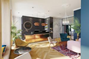 Tulip Residences zadebiutuje w Polsce. Wnętrze zaprojektowali architekci z Tremend